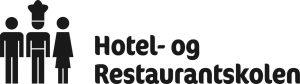 Hotel- og Restaurantskolens logo