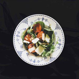 Oliven-Olie-Opskrifter-Salat-og-Grønt